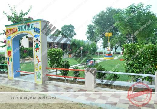 Primary level educational park